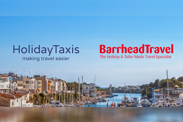 Barrhead Travel drives exclusive deal with HolidayTaxis