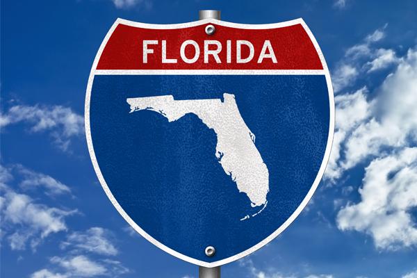 Florida returns to top destination for Gold Medal