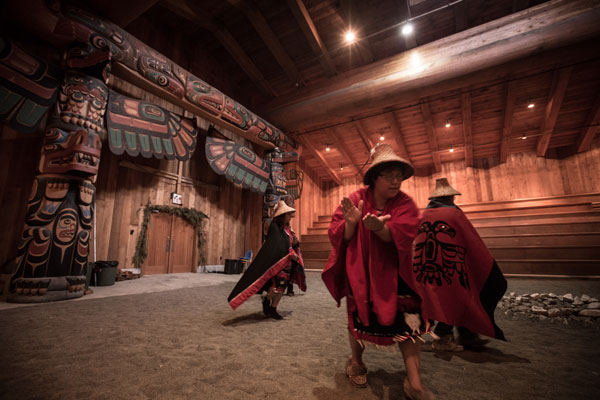 Experience the Indigenous culture and history of Canada