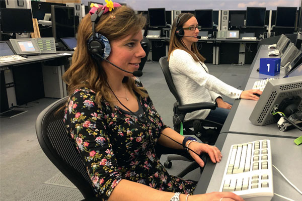 A day in the life: Lorraine Taylor, air traffic controller