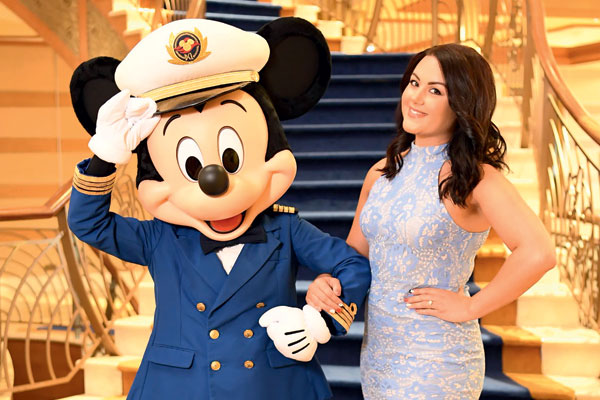 Cover Stars 2020: Hays Travel's Gemma Sykes visits a Disney park for the first time