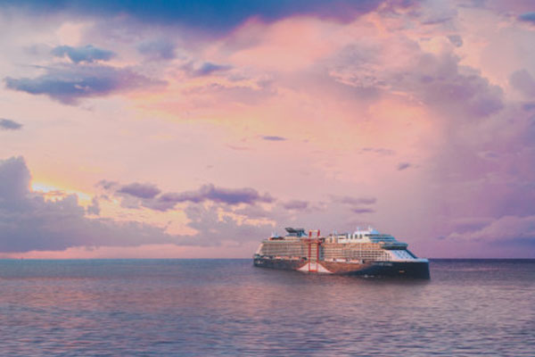 Celebrity Cruises says agents helped it target 'new luxury' customers