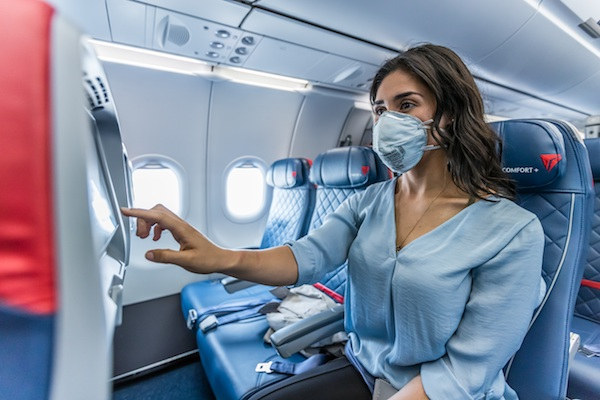 Delta plans digital developments to enable international travel return