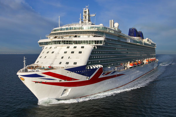 P&O Cruises offers more cabins on Britannia this summer