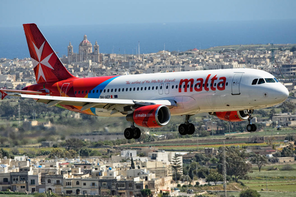 Air Malta unveils Heathrow and Manchester schedule