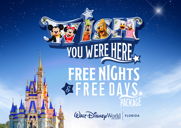 Win Disney prizes with Walt Disney World Resort in Florida!