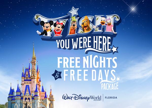 Win Disney prizes with Walt Disney World Resort in Florida!
