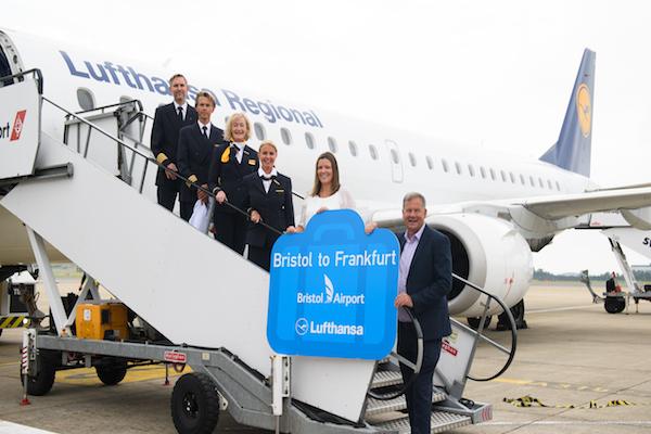 Bristol regains links with Frankfurt and Dublin hubs   Travel Weekly