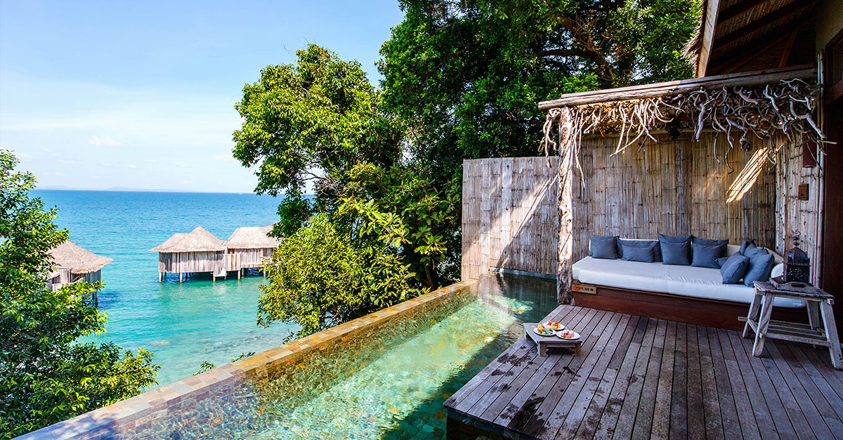 Six of the best all-inclusive stays in unusual locations