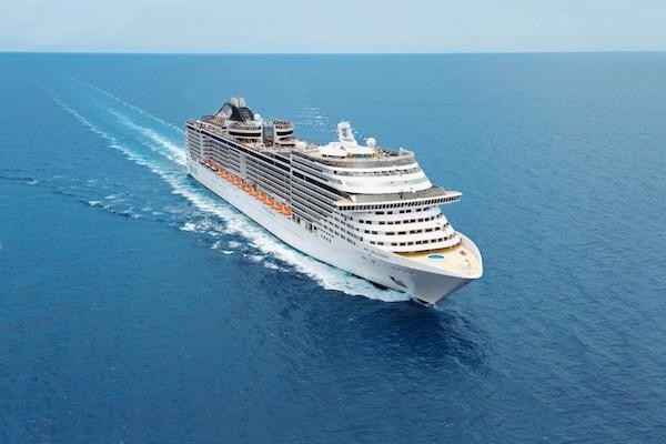 MSC Cruises brings fifth ship back into European service