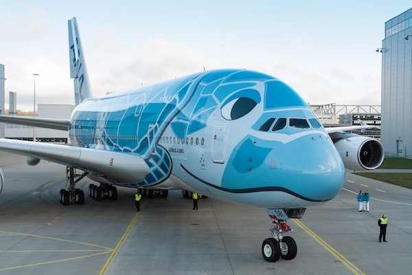 ANA projects return to profit in current financial year