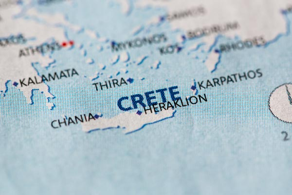 Crete and Canary Islands top Tui customer bookings