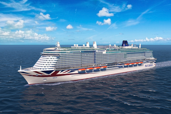 P&O Cruises unveils first Canary Islands fly-cruises in new programme