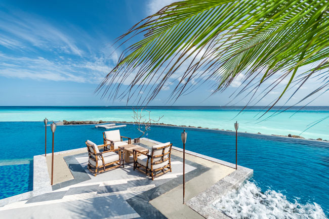 Win an all-inclusive week for two in the Maldives