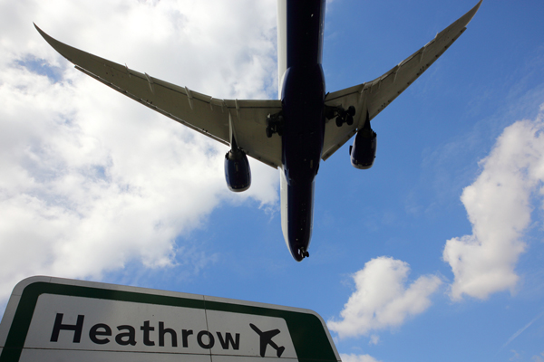 Heathrow hits out against government for 'undermining consumer confidence'