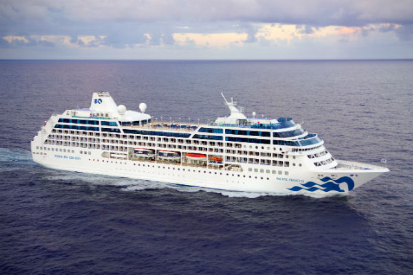 Azamara confirms purchase of Princess Cruises ship