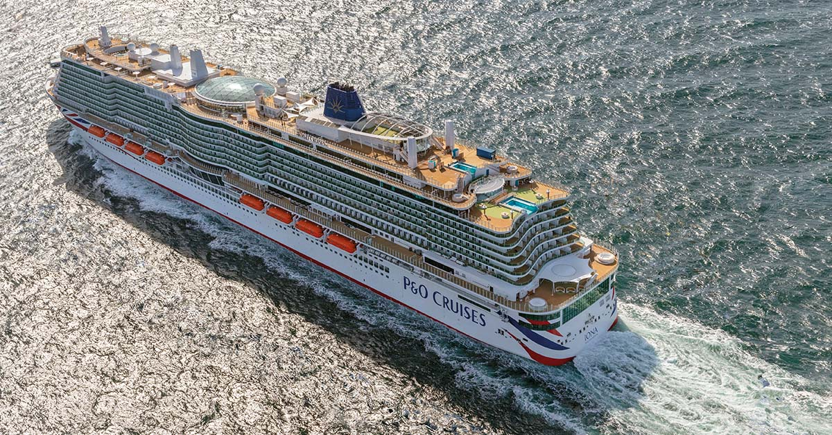What's it like to sail on P&O Cruises' newest ship Iona?