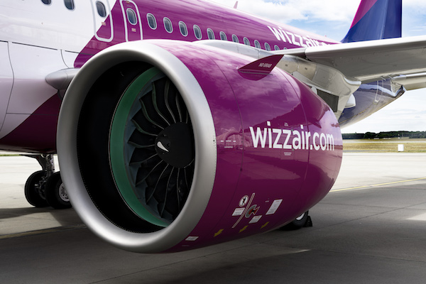 Wizz Air puts summer 2022 flights on sale