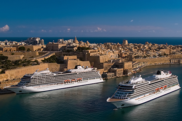 Viking to restart Med cruises with Malta sailings