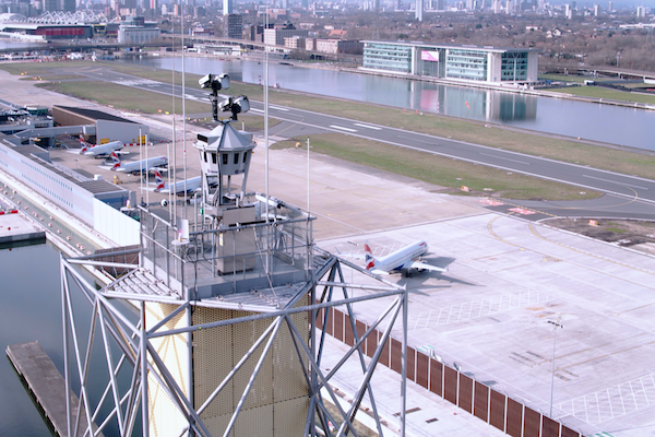 London City airport opens digital control tower