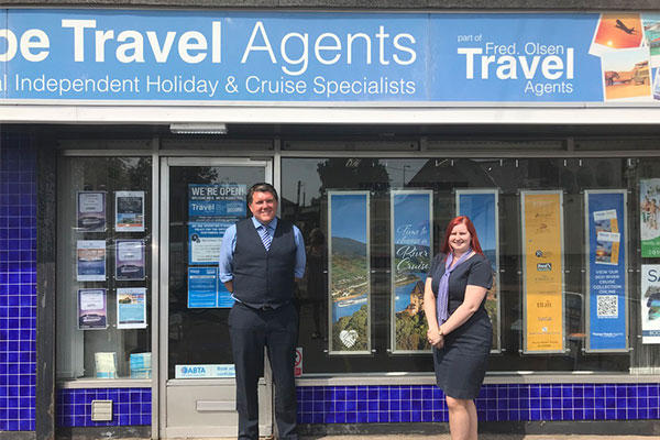 A Day With: Thorpe Travel, Norwich