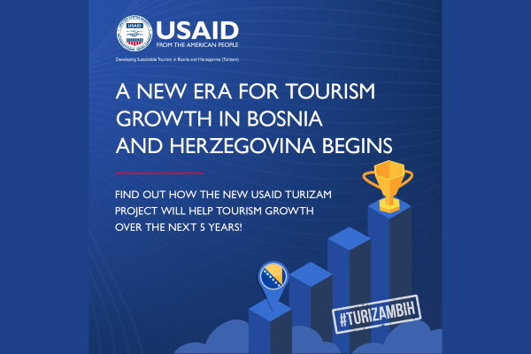 Bosnia and Herzegovina targets sustainable tourism recovery