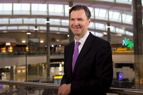 Interview: Heathrow boss welcomes taskforce report, with caveats