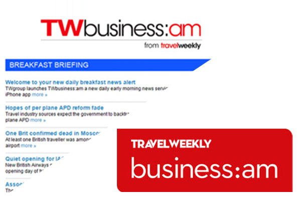 Travel Weekly Business:am marks 10 year-anniversary
